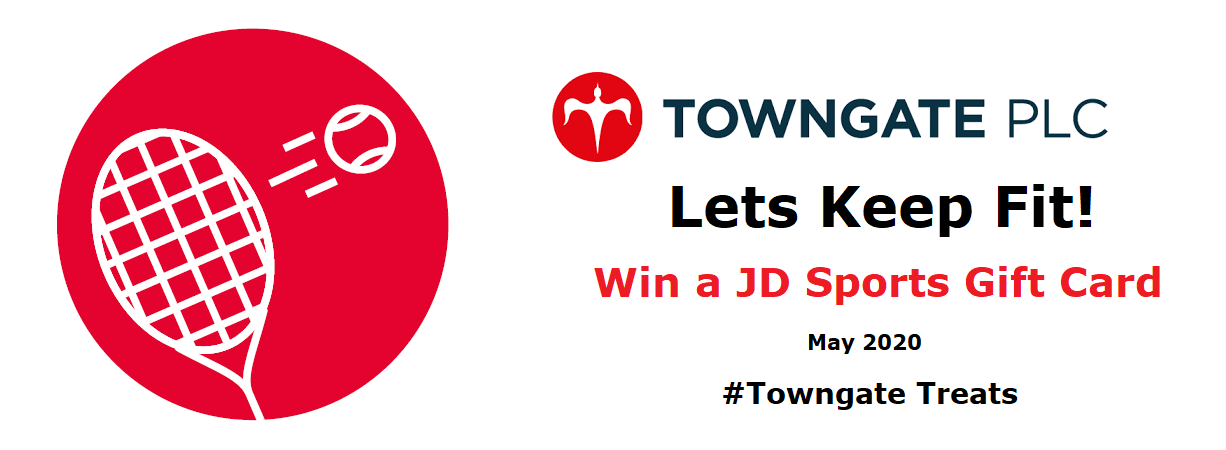May Competition Get Fit This Spring And Win A Jd Sports Gift Card In May Towngatetreats